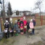 Zajączek w przedszkolu